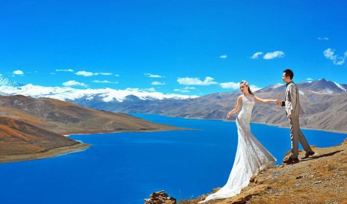 Hi,China 5 Top Places to Take Wedding Photos in Tibet banner