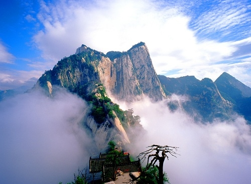 Hi,China Top 10 most beautiful mountains in China banner