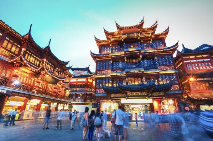 Shanghai, China (上海市): Yu Garden | People's Square | The Bund