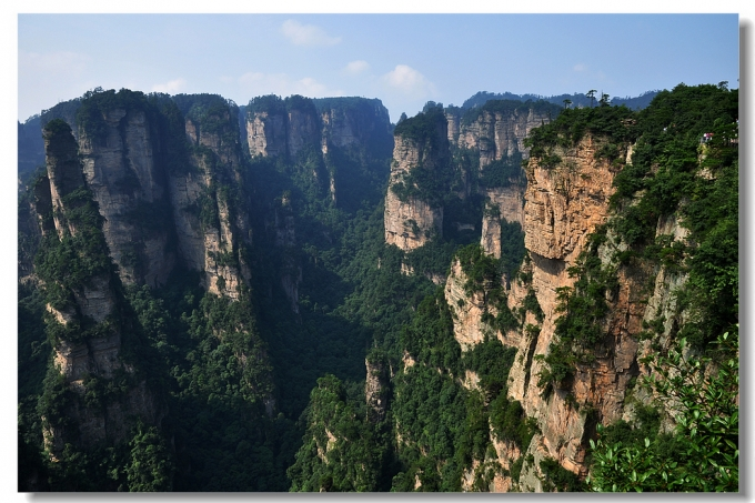 Photo Essay - ZhangJiaJie (Avatar's Mountains)