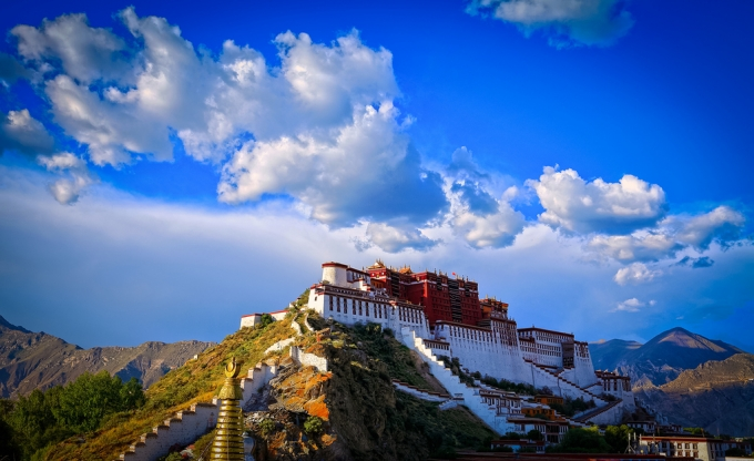 Few photos of Potala Palace