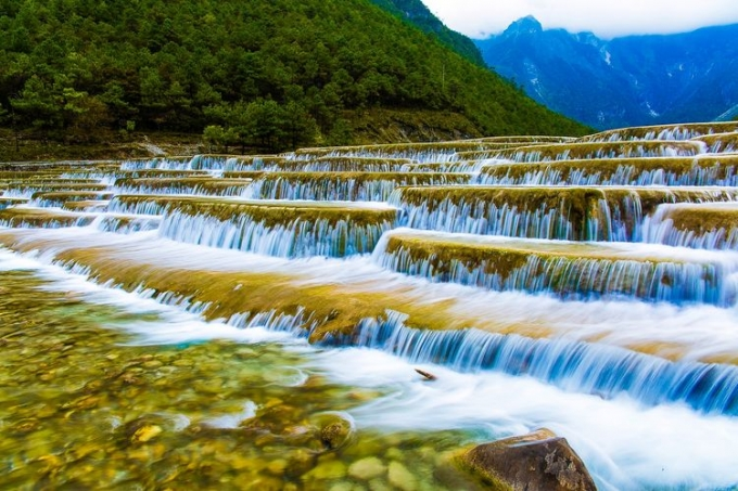 One day in Lijiang with Chinese friends