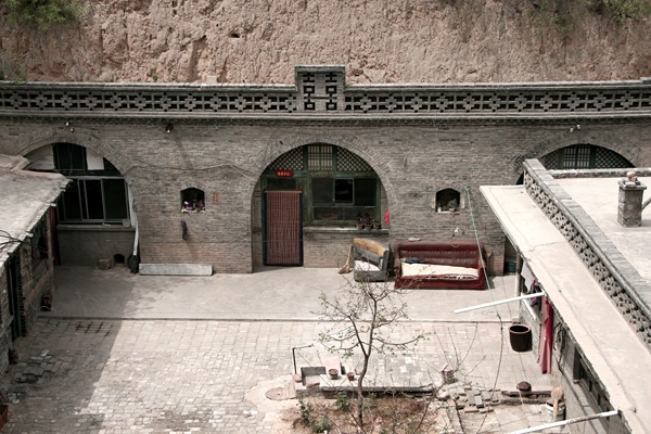 Traditional Cave Houses of Northern China
