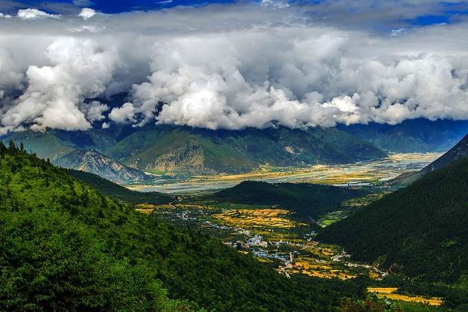 Yarlung Tsangpo Grand Canyon & Amazing Yarluzangbu River