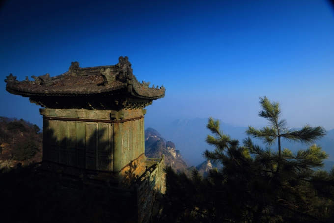 Shocking Wudang Mountains