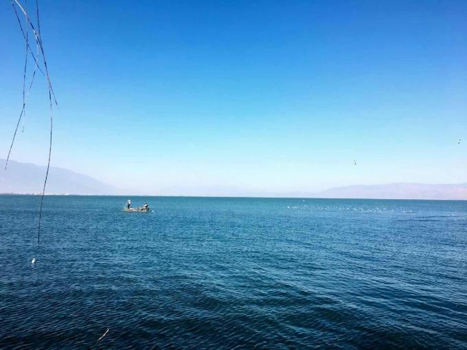 Erhai Lake, Mount Cang, Dali