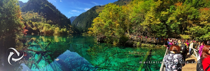 A Trip to Jiuzhaigou Nature Reserve​ (Autumn 2016)