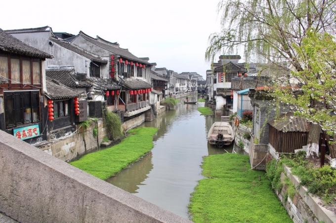 西塘 Xitang 시탕마을