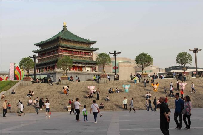 Hi,China Xian trip / 西安旅行 / 시안여행 banner