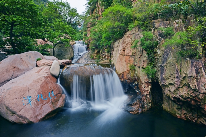 Nice pics of Beijiushui scenic area in Laoshan mountain (Qingdao)