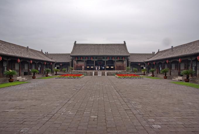 Shanxi, Pingyao, County court