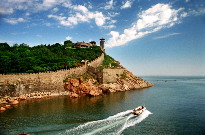 Four days in the magnificent Penglai, Yantai