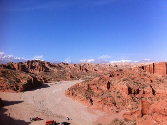 Trip in two cities of Xinjiang
