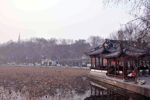 Fuchun/Tonglu Town of Zhejiang
