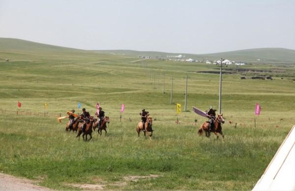 Mongolia Hulunbeier grassland