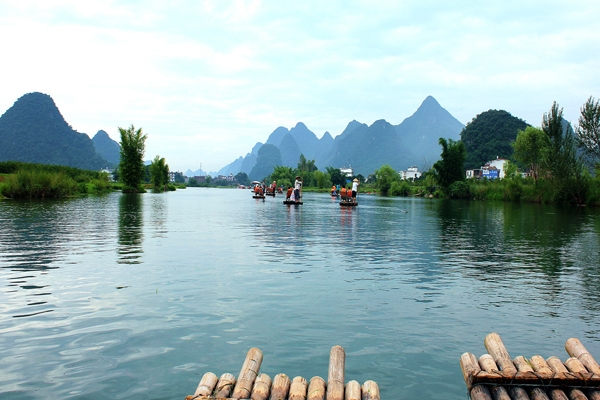 Hi,China Guilin trip banner