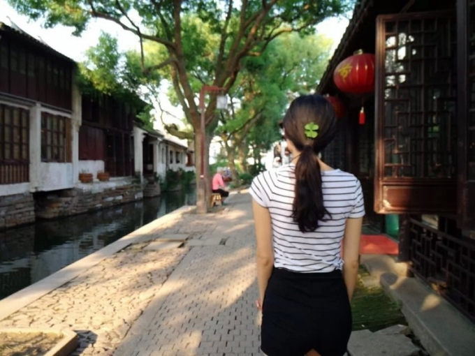 there is a life called zhouzhuang