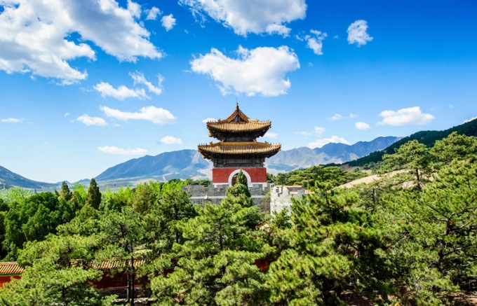 The Eastern Qing Tombs, another World Heritage
