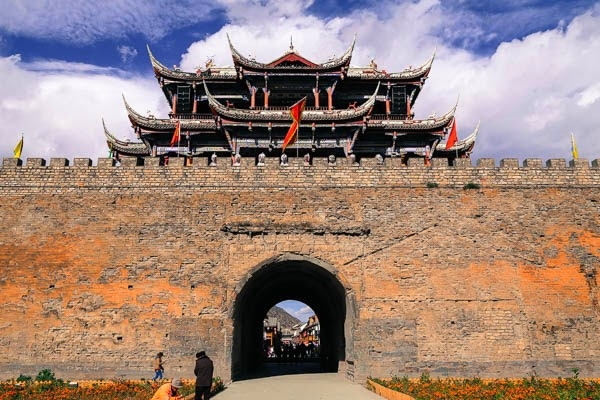 Songpan - Citadel on the Tibetan Plateau