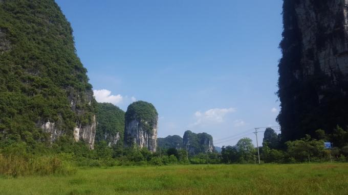 August 8-9: Yangshuo