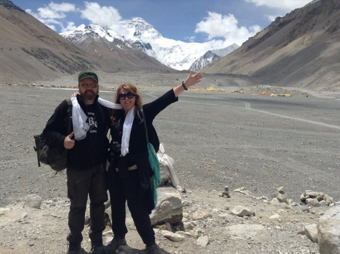 Friendship Highway to Everest