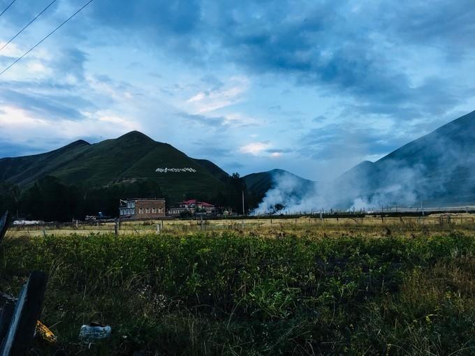 From Chengdu to Sertar/Seda, the Buddhism School
