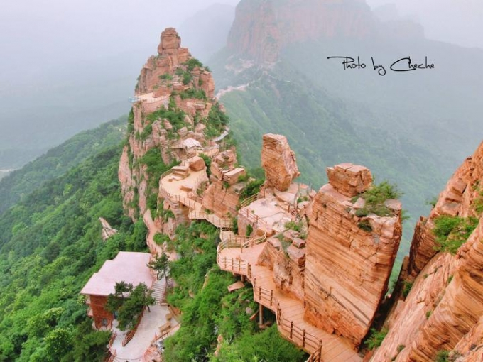 East Taihang Top Ten Aspects