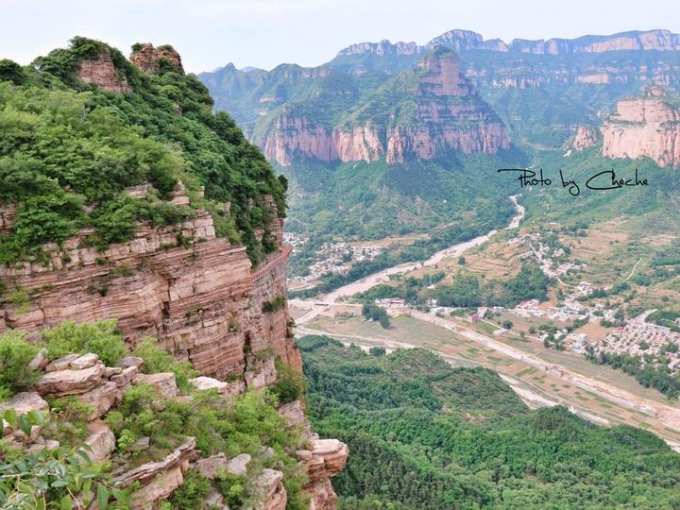 Taihang Cloud Road