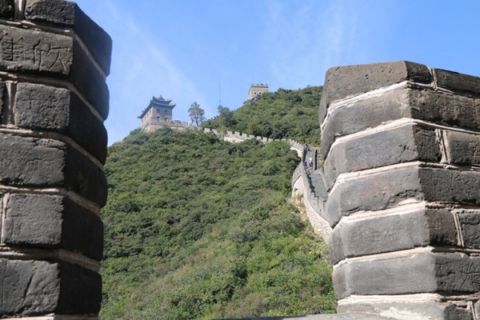 Beijing, the Great Wall