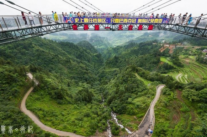 The challenge of fear in Chongqing