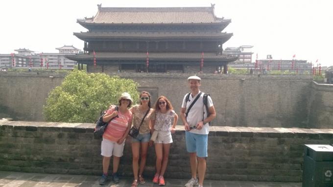 Les remparts de Xian