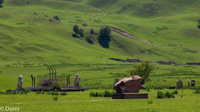 Nalati, the day 6 of our Xinjiang trip