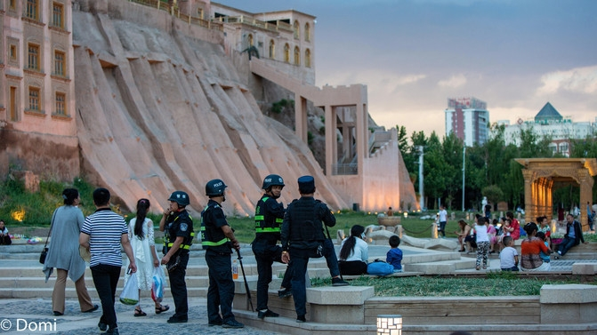 What we saw in Xinjiang after the 22 days