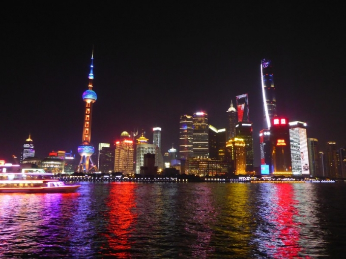 Day 30 to 34 Last stop …..Shanghai