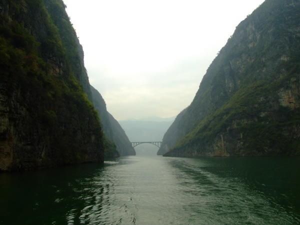 Pile of Shite, the Yangtze River
