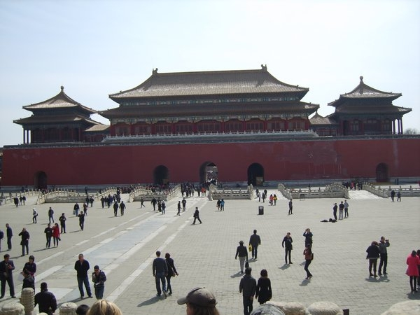 Forbidden City & Tiananmen Square