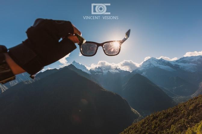 Hiking among Yubeng, Shangri-La, Tiger Leaping Gorge